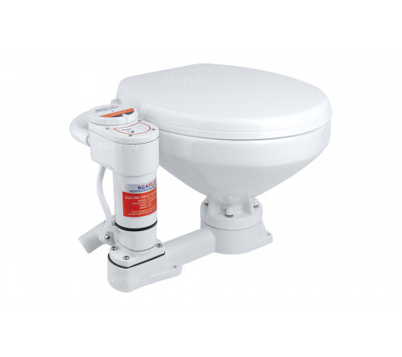 SEAFLO Electric Conversion Marine Toilet 12V