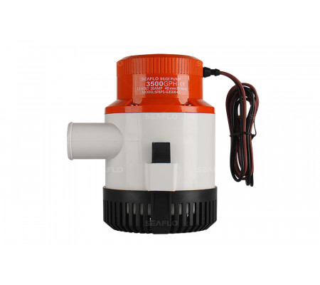 SEAFLO  Non-Automatic Bilge Pumps 01 Series 12v, 3500gph
