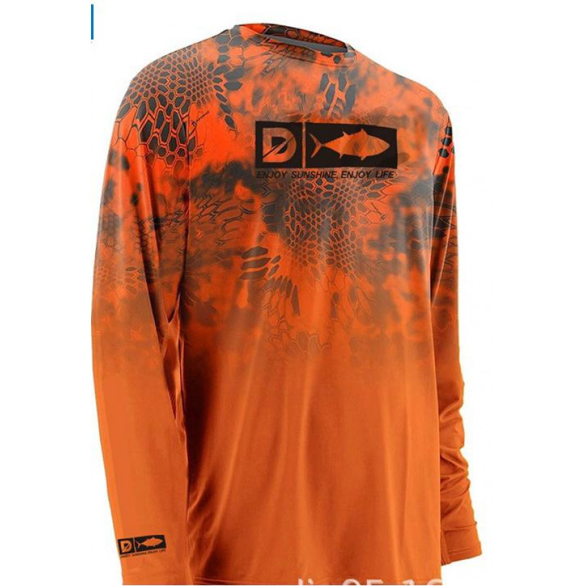 Sunshine Performance Fishing Shirt Long Sleeves