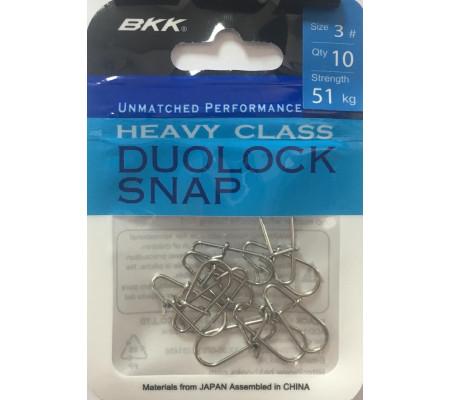 BKK HEAVY CLASS DUOLOCK SNAP #3