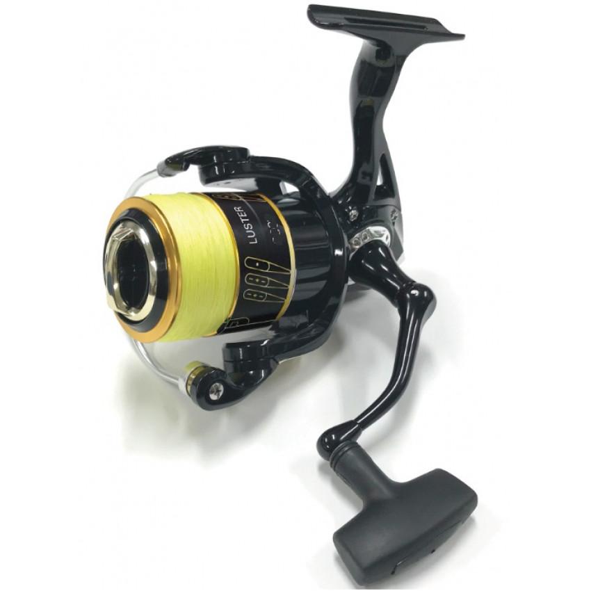 ALPHA TACKLE LUSTER 4000/1.5 FISHING REEL