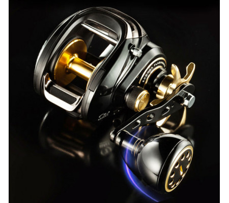 ECOODA FLASHWAVE OVERHEAD FISHING REEL EFW 600L LEFT HANDED