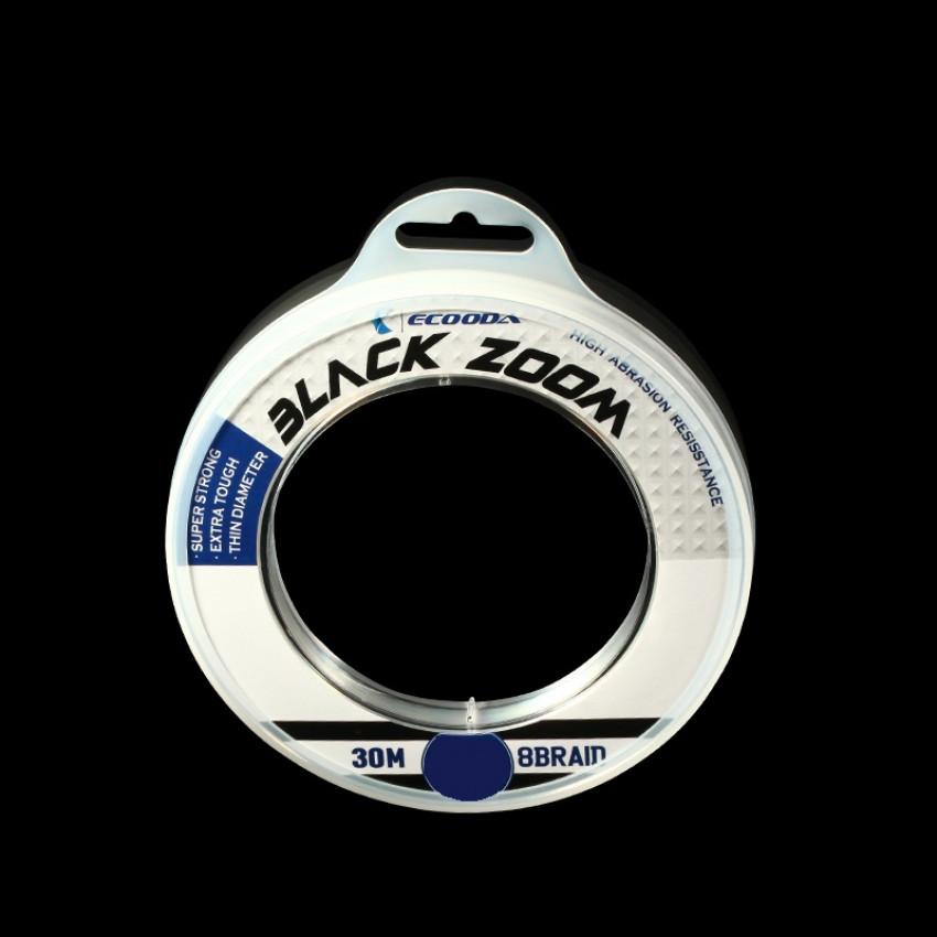 ECOODA Black Zoom Leader 50LB #13