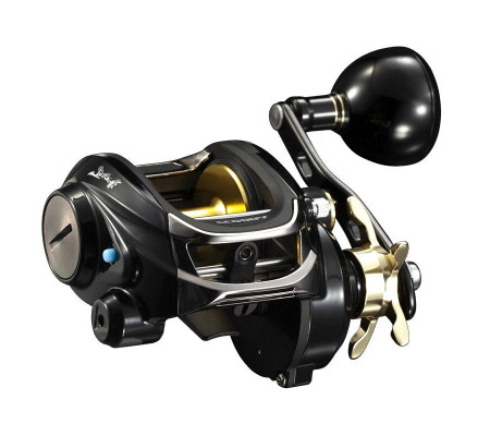 ECOODA TRACE ETB 600L BAITCASTER LEFT HANDLE LIGHT JIGGING REEL
