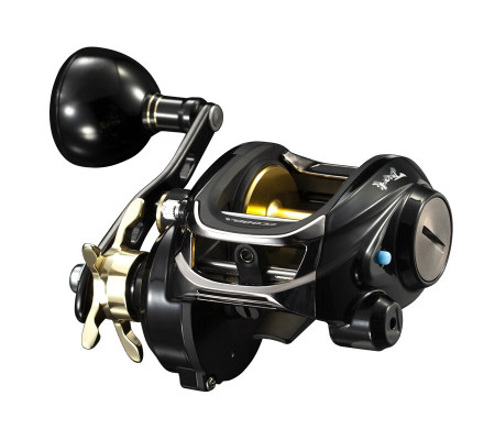 ECOODA TRACE ETB 600R BAITCASTER RIGHT HANDLE LIGHT JIGGING REEL