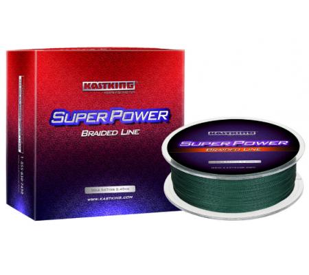 KASTKING SUPER POWER BRAIDED LINE GN 40LB