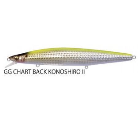 MEGABASS MARINE GANG Cookai 140(S) GG CHART BACK KONOSHIRO II