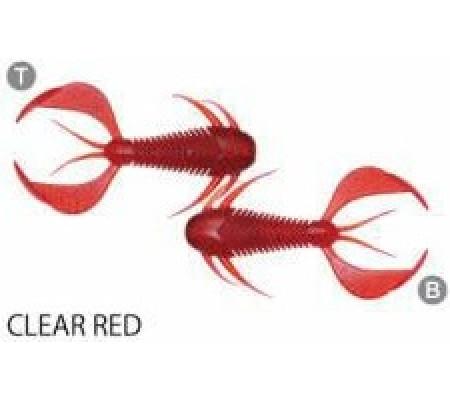 MEGABASS ROCK HOG 2inch CLEAR RED