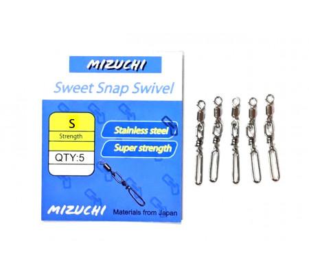 MIZUCHI SWEET SNAP SWIVEL S