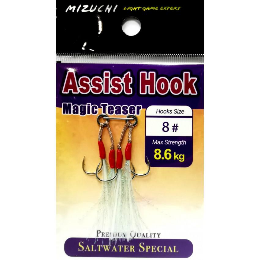 MIZUCHI MAGIC TEASER ASSIST HOOK #8