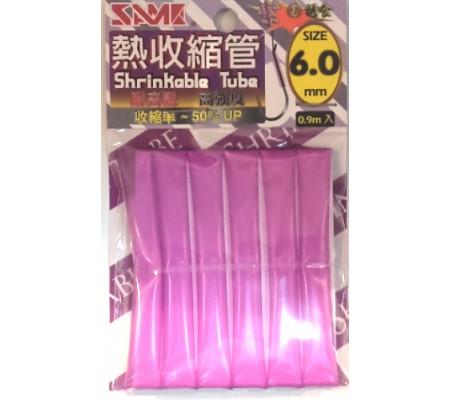 SAME SHRINKABLE TUBE 6MM 0.9M