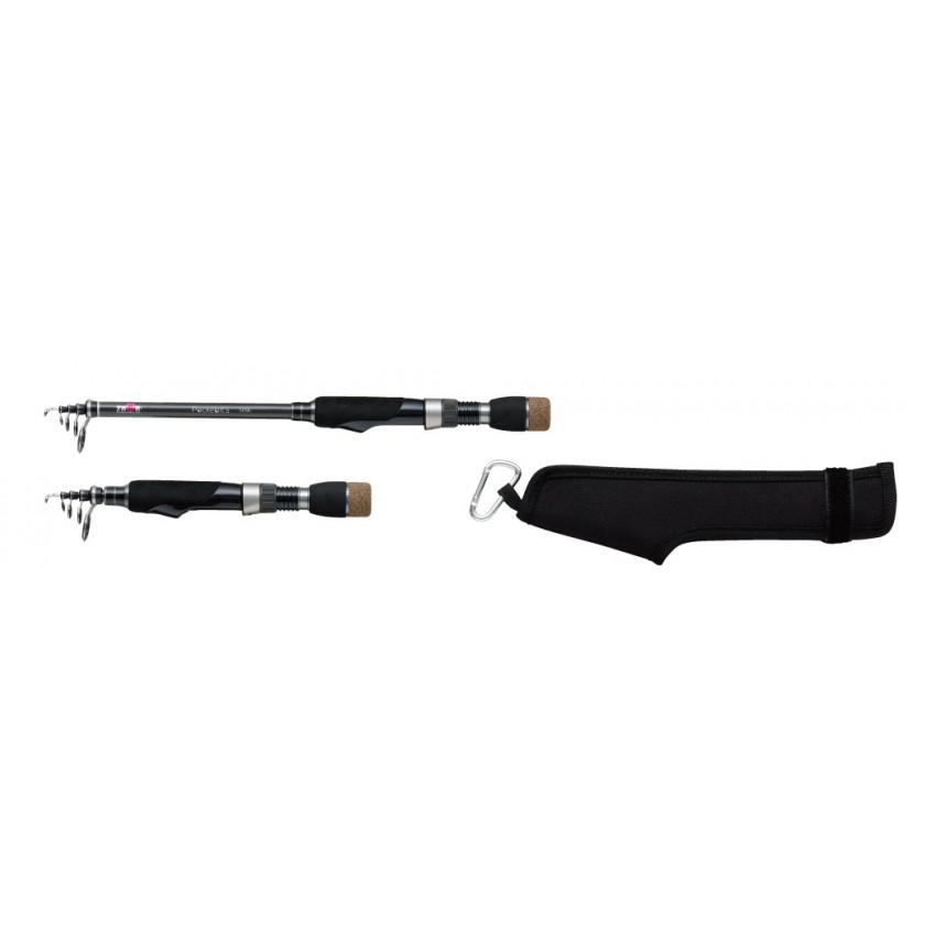 TRGR POCKETBIT'S 509ML pocket carrying fishing rod