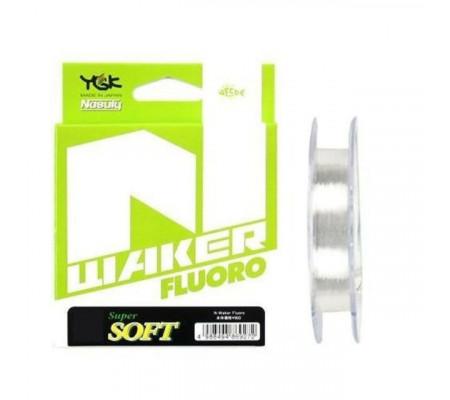 YGK N-WALKER FLUORO 91M 6LB #1.5
